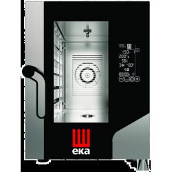 HORNO MIXTO ELÉCTRICO 6 BANDEJAS GN1/1 BLACK MASK MKF611CBM