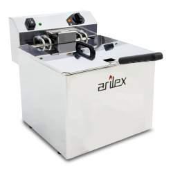 FREIDORA INDUSTRIAL ELÉCTRICA 12L SIN GRIFO 400V ARILEX EVO12TR