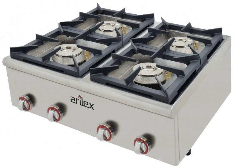 Cocinas industriales de gas