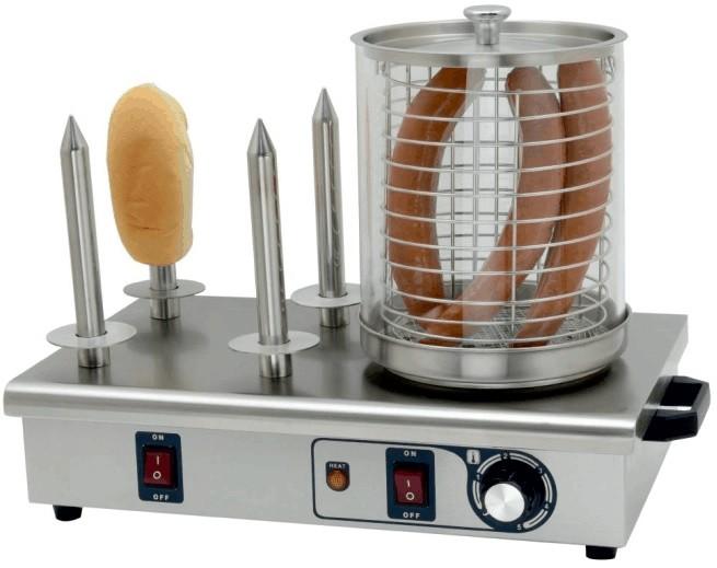 Máquinas de perritos calientes